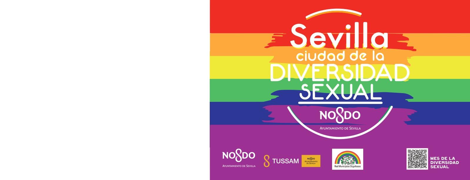 Junio es el Mes de la Diversidad Sexual 2021, para concienciar acerca de los derechos de las personas LGTBI.