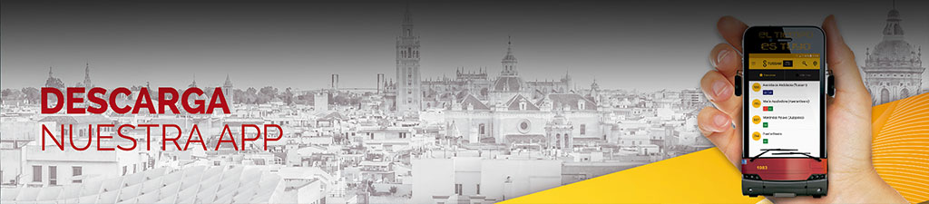 Descarga APP | TUSSAM - Transportes Urbanos de Sevilla, SAM